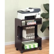 Sintechno Inc Mobile Printer Stand w/ Storage