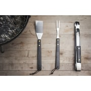 Innova Imports Stainless Steel Grilling Tool; 3pc set