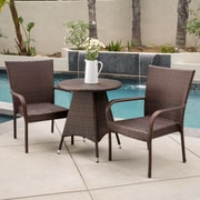 Home Loft Concepts Nelson 3 Piece Bistro Set