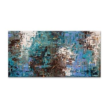 Artefx Decor Ocean Paradise by Carmen Guedez Painting Print on Canvas