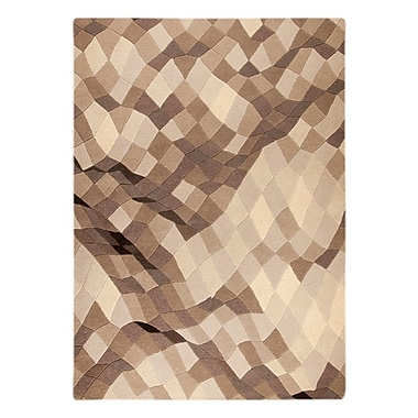 Hokku Designs Shades Gray Area Rug; 7'10'' x 9'10''