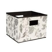 Household Essentials Deluxe Open Fabric Cubes & Bins