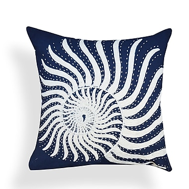 A1 Home Collections LLC Ava Cotton Throw Pillow