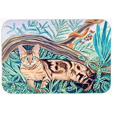 Caroline's Treasures Cat - Maine Coon Glass Cutting Board