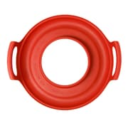 NewMetro Design CoolGrip Microwave Caddy; Red