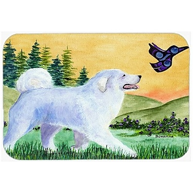 Caroline's Treasures Great Pyrenees Glass Cutting Board