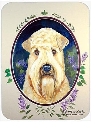 Caroline's Treasures Soft Coated Wheaten Terrier Glass Cutting Board