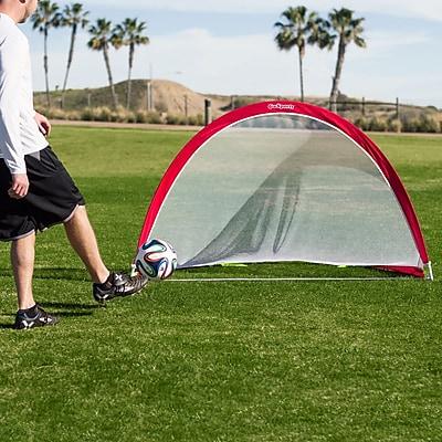 GoSports Portable Pop-Up Goal; 6' W