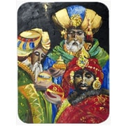 Caroline's Treasures The Three Wise Men Glass Cutting Board