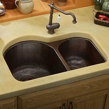 Elkay Harmony 31'' x 20'' Double Basin Undermount Kitchen Sink