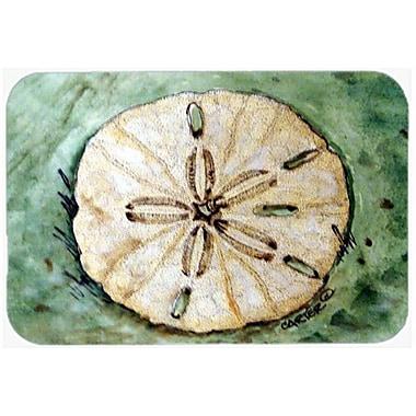 Caroline's Treasures Sending Sand Dollars Back to Sea Glass Cutting Board