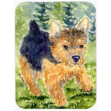 Caroline's Treasures Norwich Terrier Glass Cutting Board