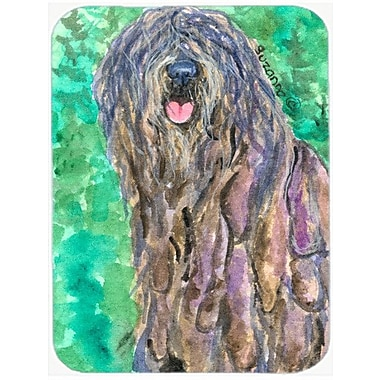 Caroline's Treasures Bergamasco Sheepdog Glass Cutting Board