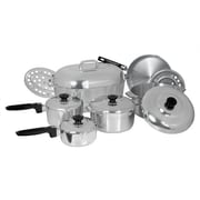 Magnalite Cookware Classic Cast 13 Piece Non-Stick Cookware Set