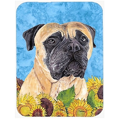Caroline's Treasures Mastiff Glass Cutting Board