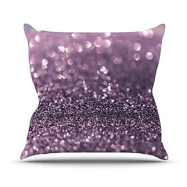 KESS InHouse Sparkle Outdoor Throw Pillow