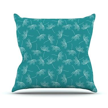 KESS InHouse Windswept Outdoor Throw Pillow