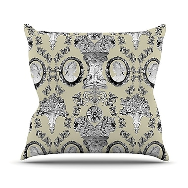 KESS InHouse Imperial Palace Outdoor Throw Pillow