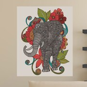 My Wonderful Walls Ruby by Valentina Harper Wall Decal; Large