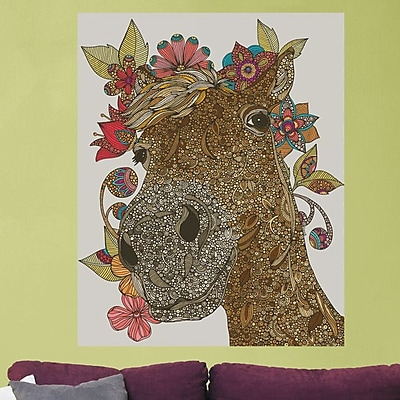 My Wonderful Walls Delilah by Valentina Harper Wall Decal; Small