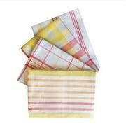 Rue Montmartre Sunny Side Up 4 Piece ELS Cotton Kitchen Towel Set