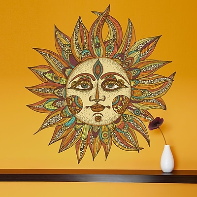 My Wonderful Walls Helios by Valentina Harper Wall Decal; Large