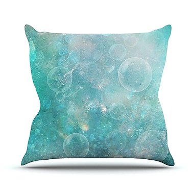 KESS InHouse Happily Ever After Outdoor Throw Pillow