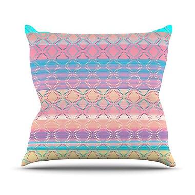 KESS InHouse Denin and Diam New Mexico Outdoor Throw Pillow