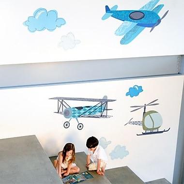 Pop & Lolli Fancy Flight Wall Decal