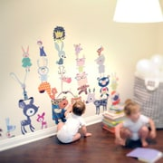 Pop & Lolli Fantasy Forest Critters Wall Decal