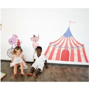 Pop & Lolli Big Top Circus Tent Wall Decal