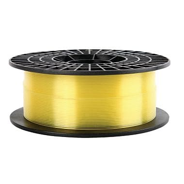 CoLiDo (LFD014YQ7J) PLA Filament 1.75mm Diameter -Translucent Yellow - 1kg