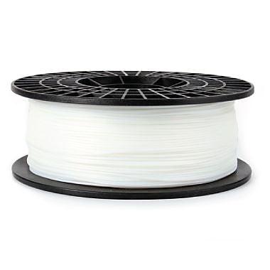 CoLiDo (LFD019WQ7J) PLA Flex Filament 1.75mm Diameter -White - 1kg