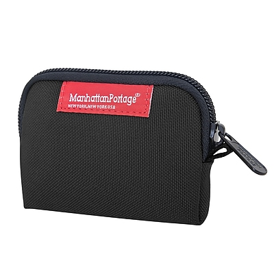 Manhattan Portage Coin Purse Black (1008 BLK)