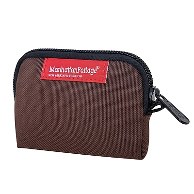 Manhattan Portage Coin Purse Dark Brown (1008 DBR)