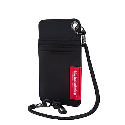 Manhattan Portage City Tech Id Case Black (1022 BLK)