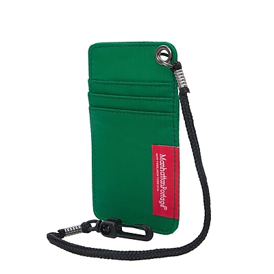 Manhattan Portage City Tech Id Case Green (1022 GRN)