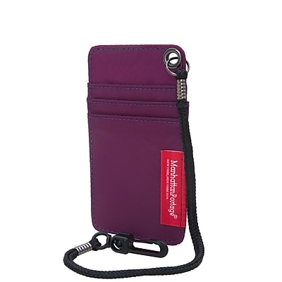 Manhattan Portage City Tech Id Case Purple (1022 PRP)