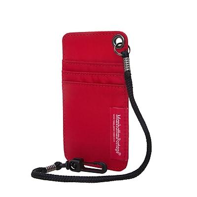 Manhattan Portage City Tech Id Case Red (1022 RED)