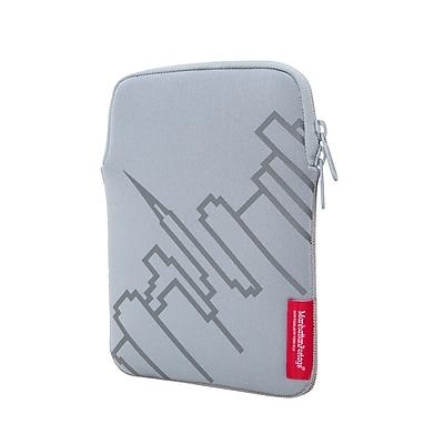 Manhattan Portage Ipad Mini Sleeve Skyline Silver (1049 SIL)