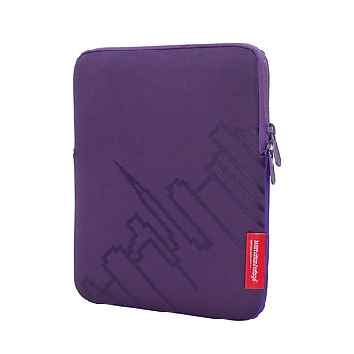 Manhattan Portage Ipad Sleeve Skyline Purple (1050 PRP)
