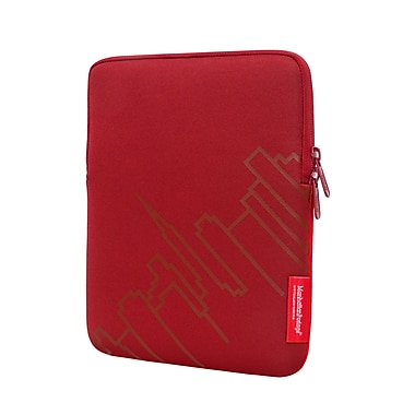 Manhattan Portage Ipad Sleeve Skyline Red (1050 RED)