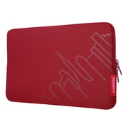 "Manhattan Portage Macbook Air Skyline Sleeve 11"" Red (1051 RED)"