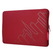 "Manhattan Portage Macbook Air Skyline Sleeve 13"" Red (1052 RED)"