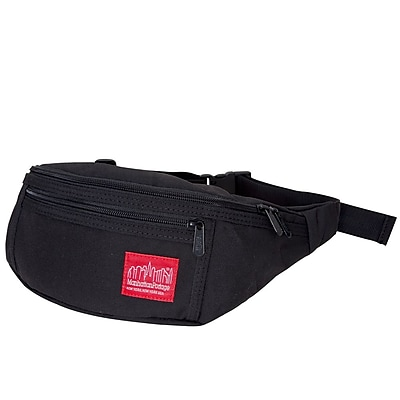 Manhattan Portage Alleycat Waist Bag Black (1101 BLK)