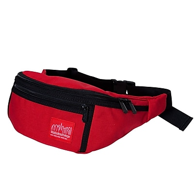 Manhattan Portage Alleycat Waist Bag Red (1101 RED)