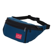 Manhattan Portage Alleycat Waist Bag Large  with Zipper Navy (1102Z NVY)