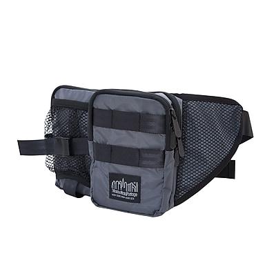 Manhattan Portage Echelon Waist Bag Grey (1155-BL GRY)