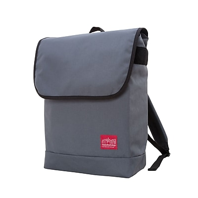 Manhattan Portage Gramercy Backpack Grey (1218 GRY)