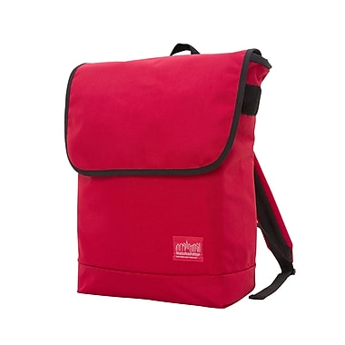 Manhattan Portage Gramercy Backpack Red (1218 RED)